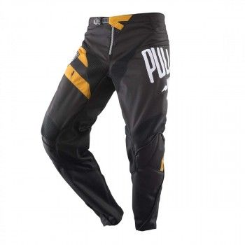 Pull-In Crossbroek Challenger Master Black/Gold