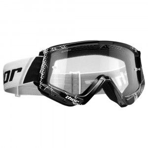 Thor Crossbril Combat Web Black/White