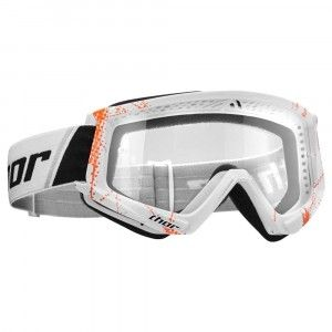 Thor Crossbril Combat Web Orange/White