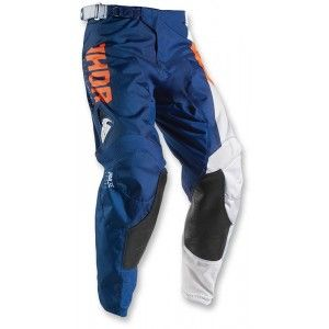 Thor Kinder Broek Pulse Aktiv Orange/Navy