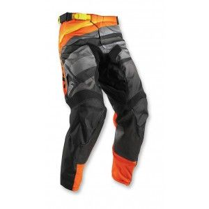 Thor Broek Pulse Velow Black/Orange-44