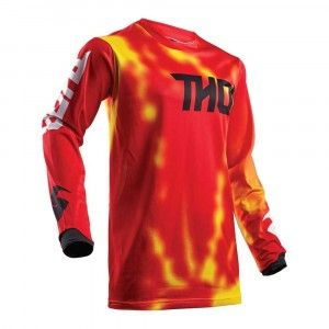 Thor Kinder Shirt Pulse Air Radiate Red