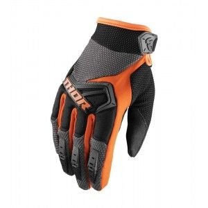 Thor Handschoenen Spectrum Charcoal/Orange
