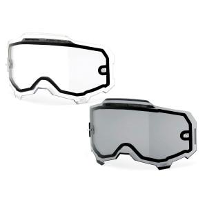 100% Armega Ultra HD Dual Vented Enduro Lens