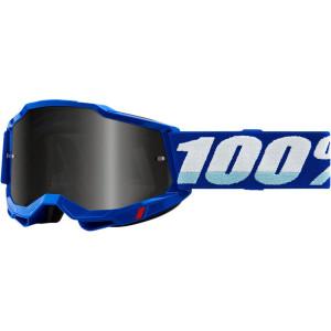 100% Crossbril Accuri 2 Sand Blue (voor fijn zand)