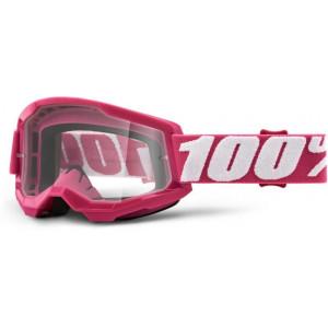 100% Crossbril Strata 2 Fletcher/Clear