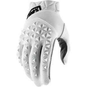 100% Crosshandschoenen Airmatic White