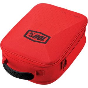 100% Goggle Case Brillentas Red/Black