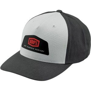 100% Pet Hats Guild Snapback Grey