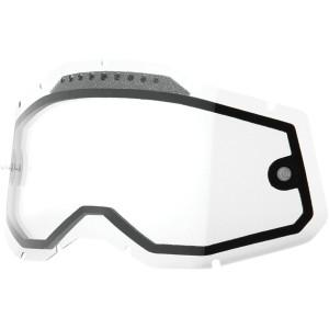 100% Racecraft/Accuri/Strata 2 Dual Vented Lens