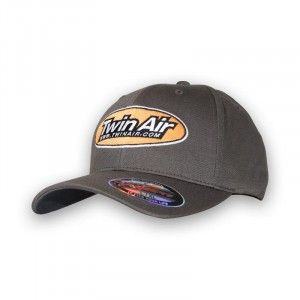 Twin Air Cap FlexFit Grey