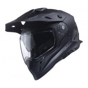 Kenny Crosshelm/Endurohelm Explorer Matt Black