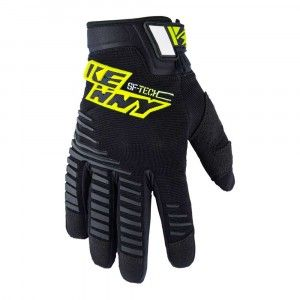 Kenny Handschoenen SF-Tech Black/Neon Yellow