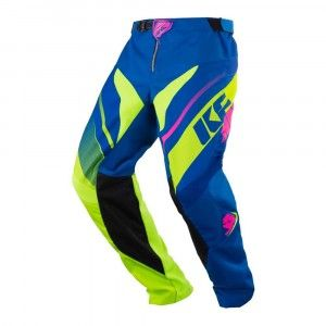 Kenny Crossbroek Track Lime/Pink