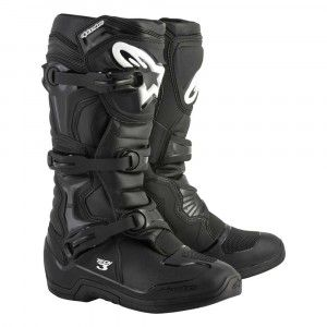 Alpinestars Crosslaarzen Tech 3 Black