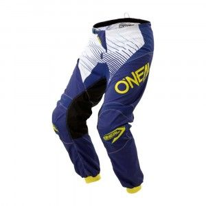 O'Neal Kinder Crossbroek Element Racewear Blue/Yellow