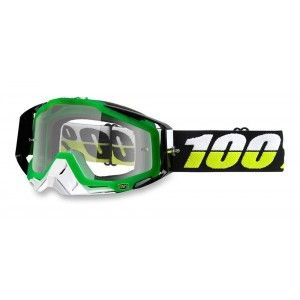 100% Crossbril Racecraft Simbad/Clear