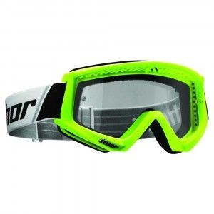 Thor Crossbril Combat Flo Green/Black