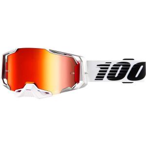 100% Armega Crossbril Lightsaber-Red Mirror