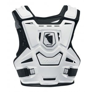 Thor Body Protector Sentinel White