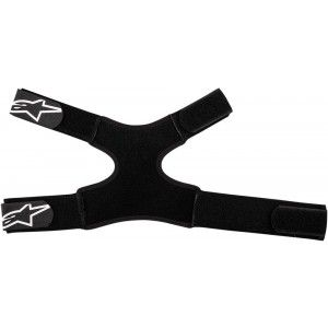 Alpinestars XL/XXL Dual Strap Kit Voor Fluid Pro & Fluid Tech Carbon Knee Brace