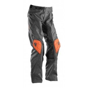 Thor Endurobroek Range Charcoal/Orange