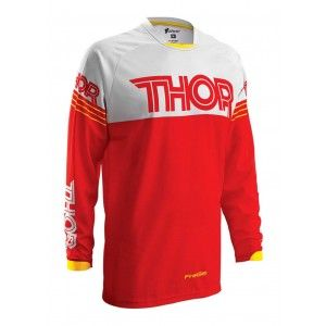 Thor Shirt Phase Hyperion Red/White-L