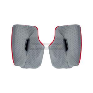Arai MX-V Wangstukken Cool Grey/Red (7)