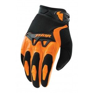 Thor Kinder Handschoenen Spectrum Orange