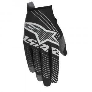 Alpinestars Handschoenen Radar Tracker Black/White