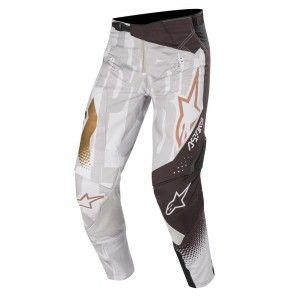 Alpinestars Techstar Factory Metal Crossbroek Gray/Black/Copper