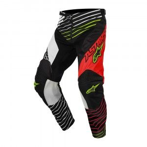 Alpinestars Broek Racer Braap Red/White/Black-28