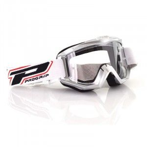 Progrip Crossbril 3201 Race Line Silver