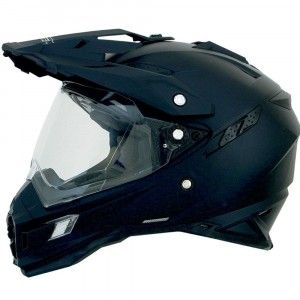 AFX Crosshelm/Endurohelm FX-41DS Flat Black