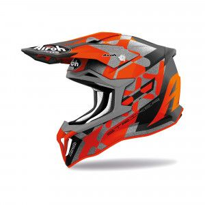 Airoh Stryker Crosshelm XXX Orange
