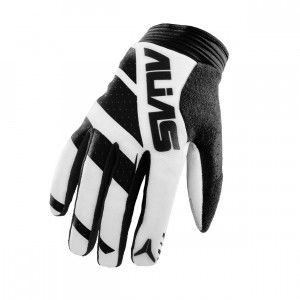 AliasMX Handschoenen Clutch Black-10