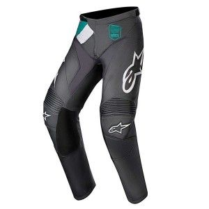 Alpinestars Crossbroek Racer Limited Edition Indy Vice Gray/Pink/Turquoise