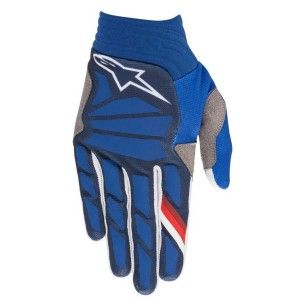 Alpinestars Handschoenen Aviator Dark Blue/White