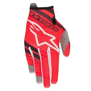 Alpinestars Kinder Handschoenen Radar Red/Black