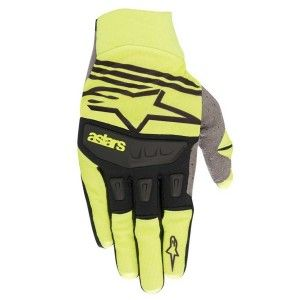 Alpinestars Handschoenen Techstar Fluor Yellow/Black