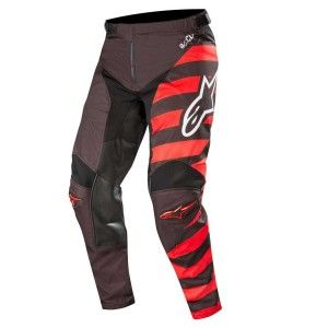 Alpinestars Crossbroek Racer Braap Black/Red/White