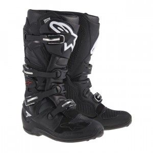 Alpinestars Crosslaarzen Tech 7 Black-43 (9)