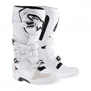 Alpinestars Crosslaarzen Tech 7 White-42 (8)