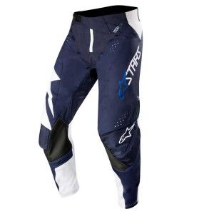 Alpinestars Crossbroek Techstar Factory White/Dark Navy