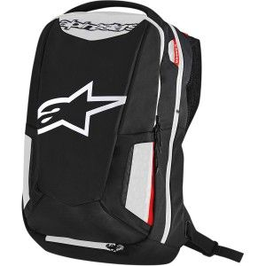 Alpinestars City Hunter Rugzak Black/Red/White