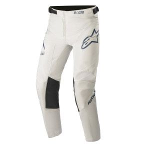 Alpinestars Kinder Crossbroek Racer Braap Light Grey/Blue