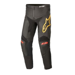 Alpinestars Kinder Crossbroek Racer Venom Black/Orange