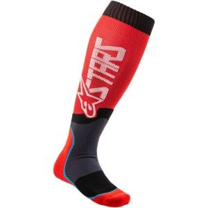 Alpinestars MX Plus-2 kinder Crosssokken Red