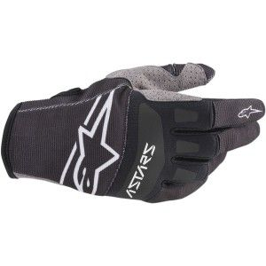 Alpinestars Techstar Crosshandschoenen Black/White