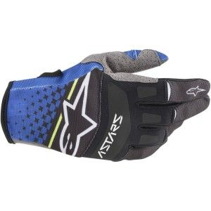Alpinestars Techstar Crosshandschoenen Dark Blue/Black